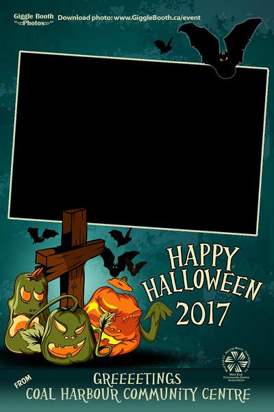 Coal Harbour Community Centre – Halloween 2017