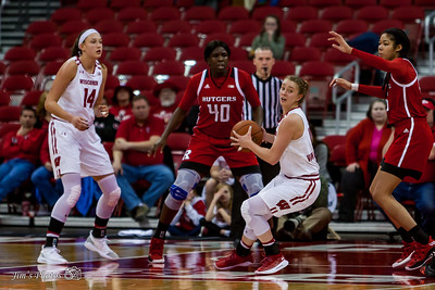 UW Sports - Women's Basketball - Feb 14, 2018