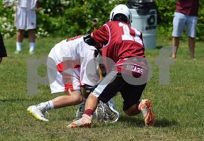 Granby  Senior Boys A vs. Somers 060715