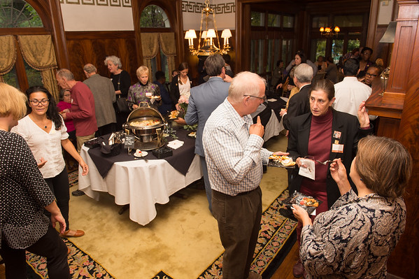 10/3/19 Faculty and Staff Donor Celebration