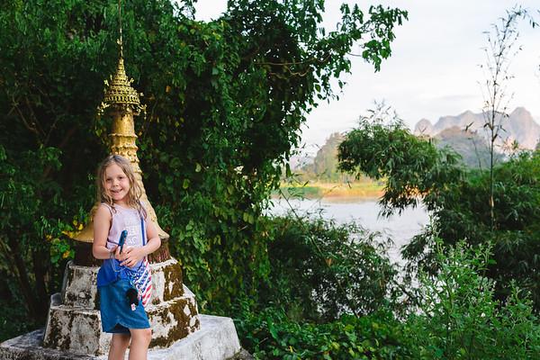 Hpa An, Myanmar - October 2019