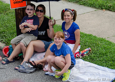 2013 Woodstown July 4th Parade