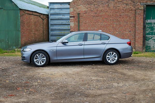 BMW 520D - 2014
