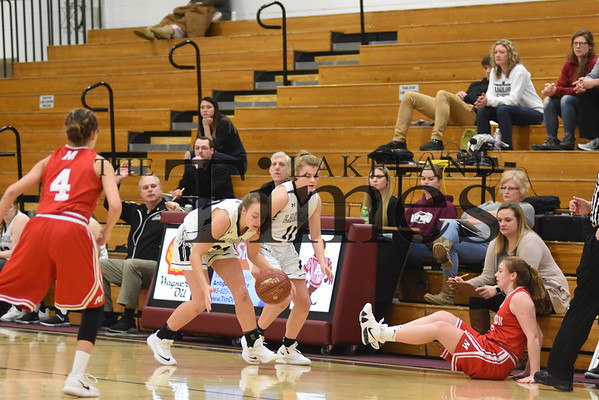 Girls Basketball vs Marathon 11/24/18