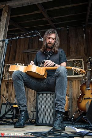 Jack Broadbent @ Notodden Blues Festival 2019.