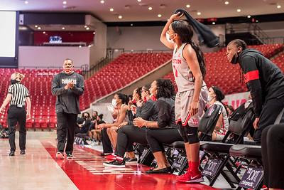 2021-Jan-20 NCAA Women's Basketball | Houston Cougars v Temple Owls