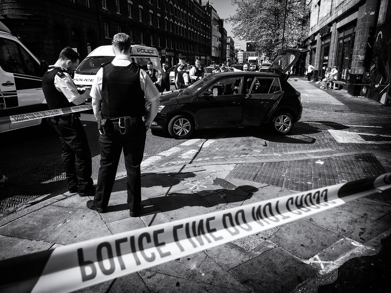 London Crime Scene IV