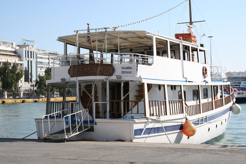 2009 - M/S KOSTANTIS in Piraeus.