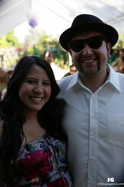 Tania & Gustavo's Baby Shower