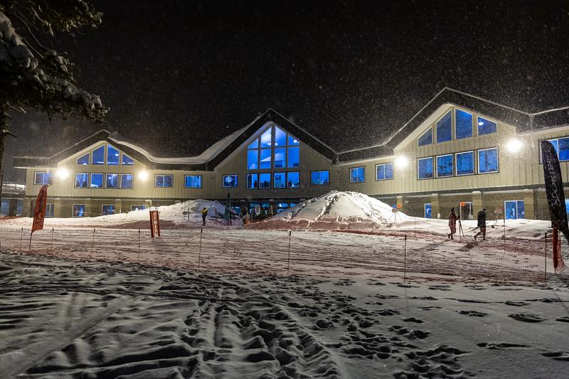 2020 Hoodoo Skate Sprint Nordic Race