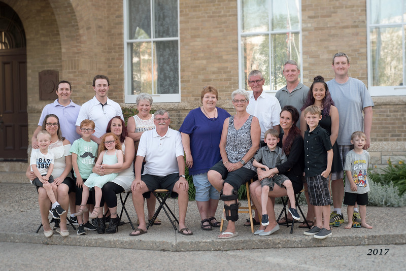 Rensby Family 2017