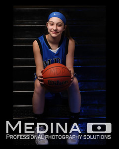 Varsity Girls Basketball Team Photos