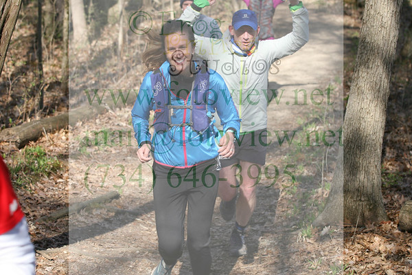 Trail Marathon Weekend 27 Apr 2019 Finish & Last 2k 10:18-10:44am