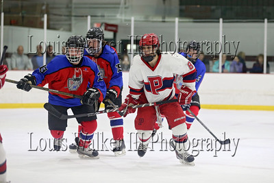 Hockey Playoffs Game 2 RMR at Portsmouth on 3/19/16
