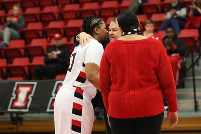 Women's Basketball vs Presbyterian