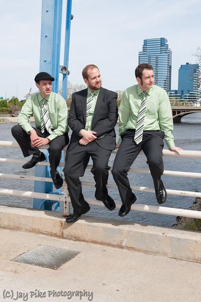 April 29, 2012 - Downtown Grand Rapids Portraits