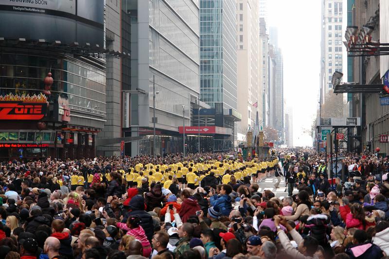 Macy's Thanksgiving Parade 2009 in Manhattan