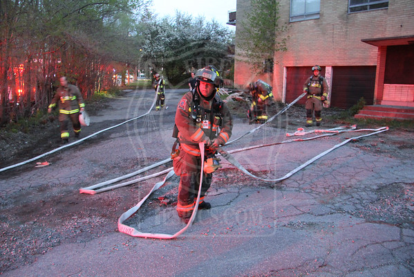 May 14, 2016 - Working Fire - (aprox) 46 South Kingsway