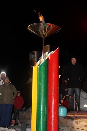 Zimná Kalokagatia - Slávnostné otvorenie