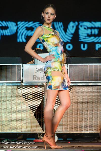 New York Fashion Week Runway Show