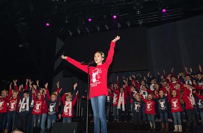 Kids Christmas Choir -December 6, 2015