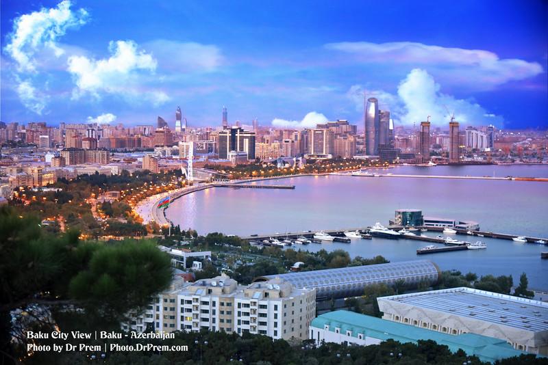 Baku Sity view by Dr Prem Jagyasi.jpg