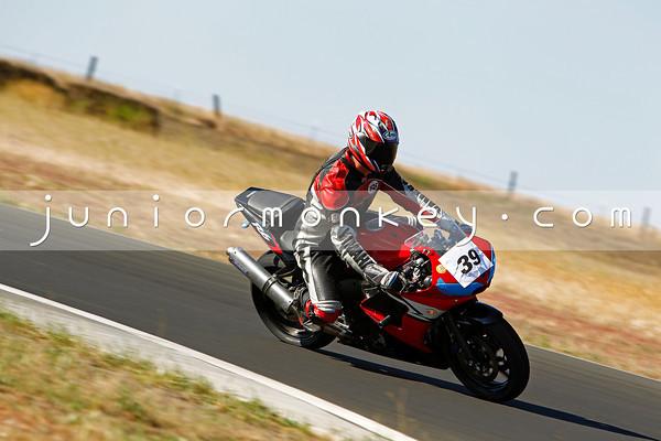#39 - Red Black R6