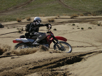 Dirt biking Paradise Valley 2008