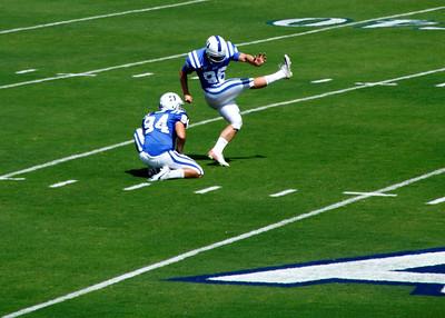 Duke Football Sept 10 2011