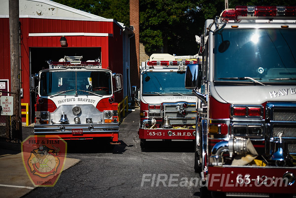 63rd Schuylkill County Firemen's Convention - Hosted by Schuylkill Hose #2, Schuylkill Haven - 09/16/2017