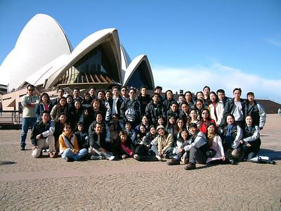 20020912 雪梨之旅