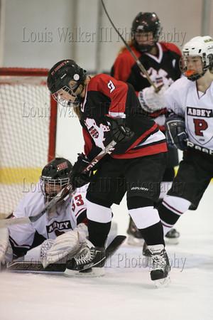 Prep School -Girls Hockey 2012-13