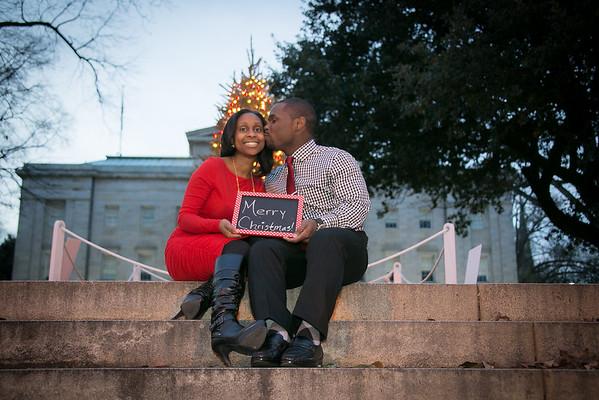 Joshua & Charita Christmas