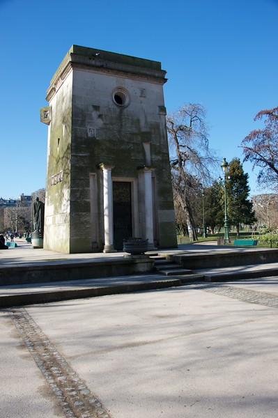 Le Monument des Droits de l'Homme (1989)
