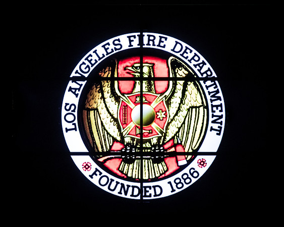 LAFD FUNERAL