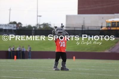 La Porte Varsity Football vs. Deer Park 8/27/21