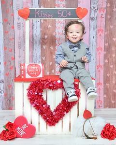 Dante Valentine's Day 2020