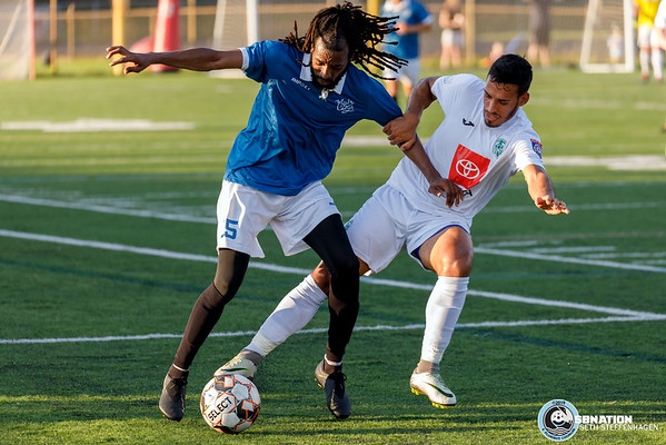 Minneapolis City SC vs Med City FC - Playoffs 2019