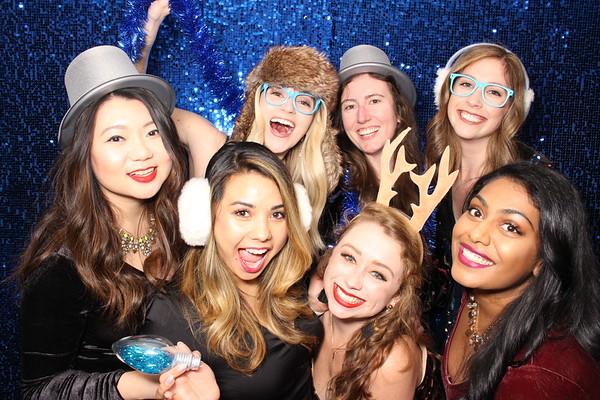 Hyatt SF Employee Party