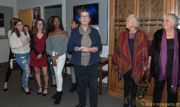 2018 Body of Work Mayor's Gallery Reception
