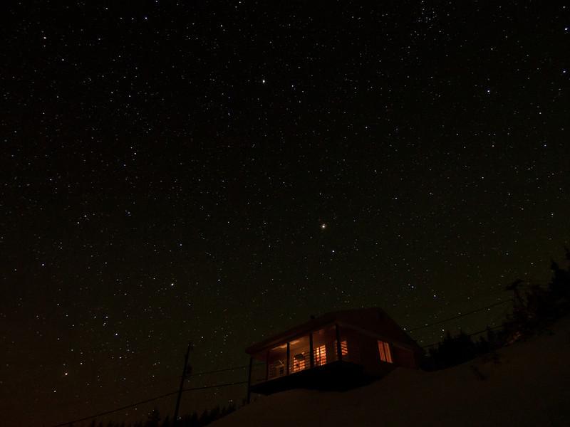 Refuge la Voie Lactée - Mont Mégantic