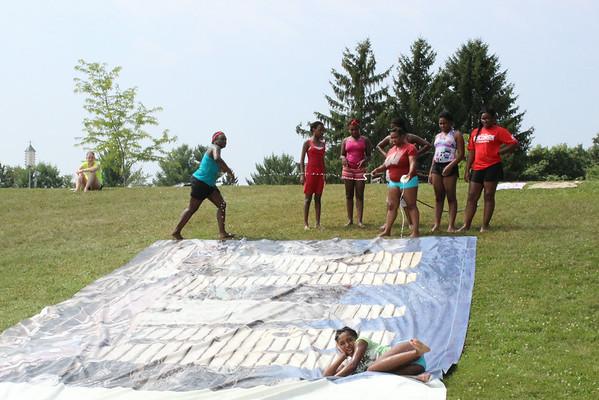 Urban Camp Aug. 3-8