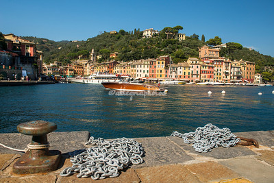 Portofino and its surroundings