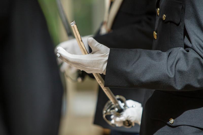 ROTC Commissioning Ceremony