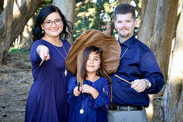 A Golden Gate Family Shoot