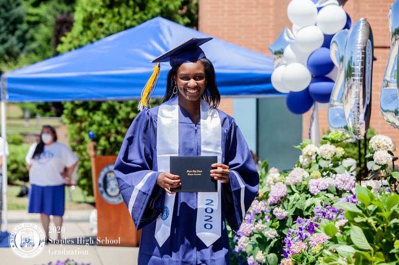 Dylan Goodman Photography - Staples High School Graduation 2020-355.jpg