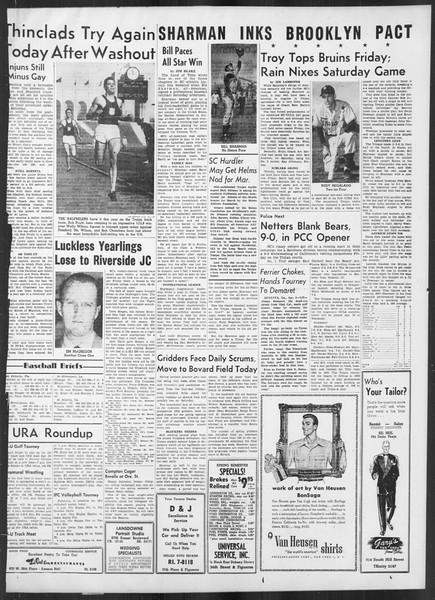 Daily Trojan, Vol. 41, No. 111, April 10, 1950