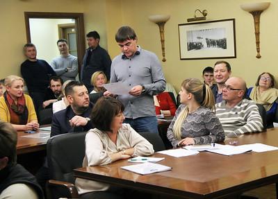Общероссийский семинар - Москва - 11.11.2017