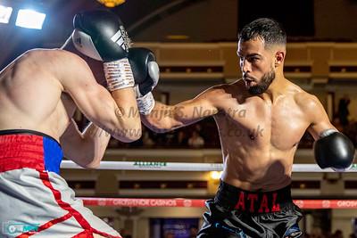 Atal Khan vs MJ Hall