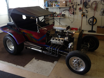 1925 Ford T Bucket